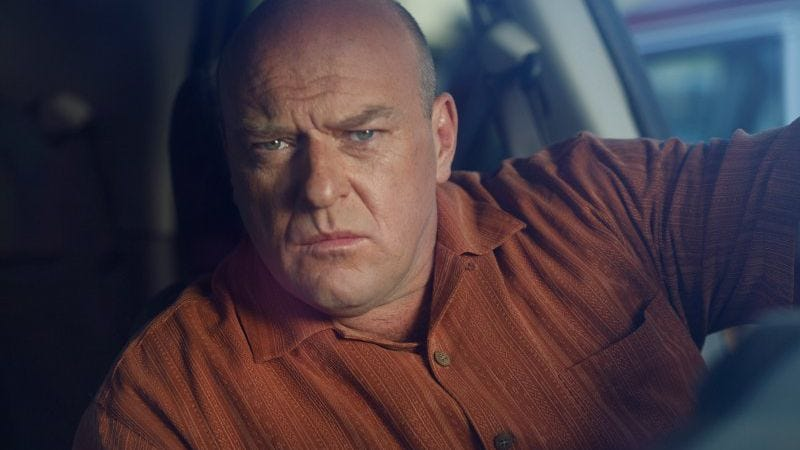 Illustration for article titled Breaking Bad's Dean Norris will guest star on American Dad