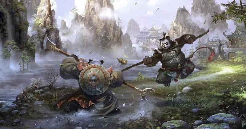 Illustration for article titled World of Warcraft hace un baneo masivo de usuarios, y sí, eso es bueno