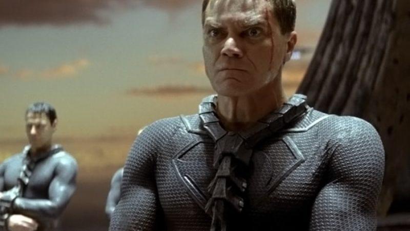 Michael Shannon as General Zod in Man Of Steel (2013)