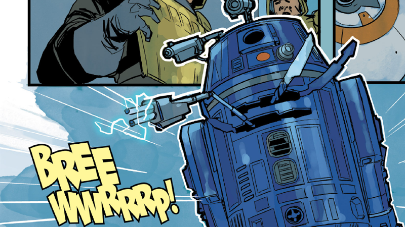 Illustration for article titled Why Are Star Wars Droids At Their Best When They're Homicidal Maniacs?