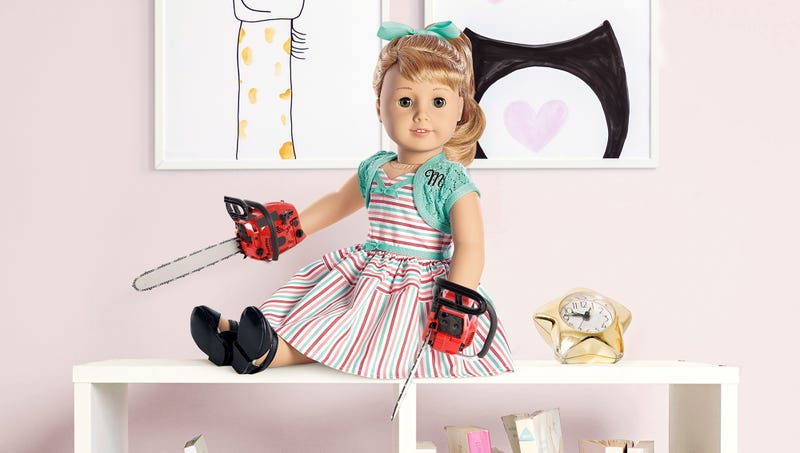 american girl recalls 50 000 dolls with chainsaws for hands