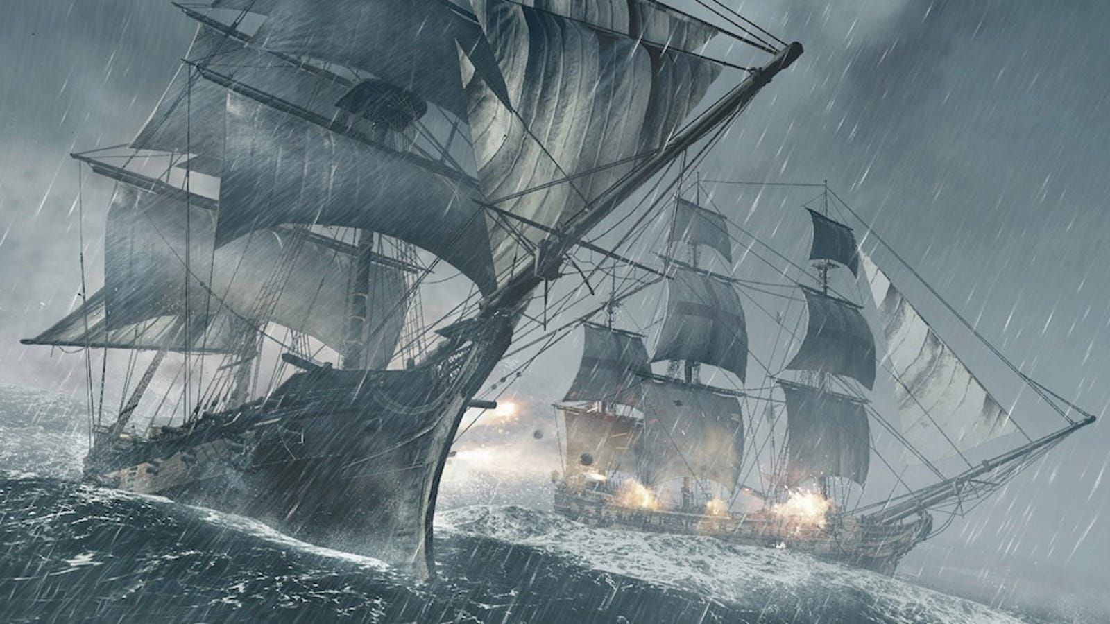 Two Things You Might Not Know How To Do In Assassin's Creed IV