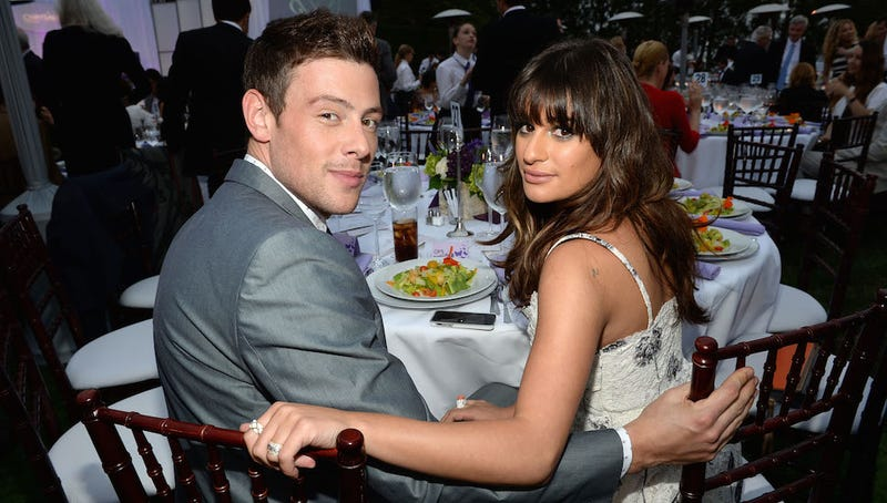 Illustration for article titled Lea Michele Remembers Cory Monteith on Anniversary Of His Death