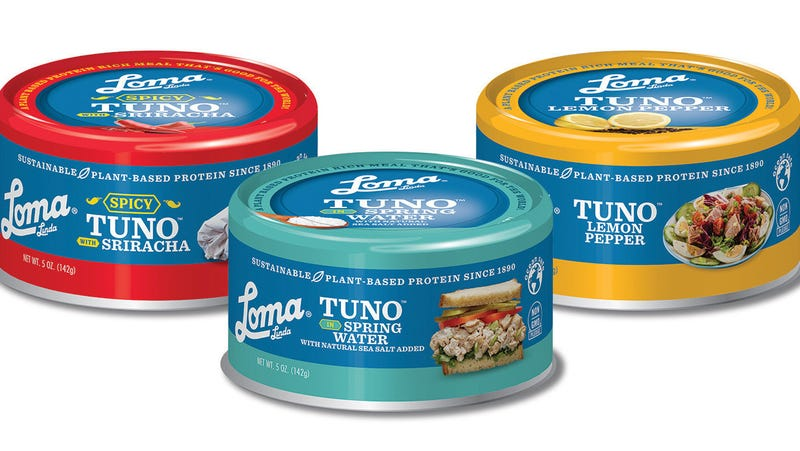 "Illustration for article titled I'm thrilled fishless vegan ""tuna"" exists, if only for its punny name"