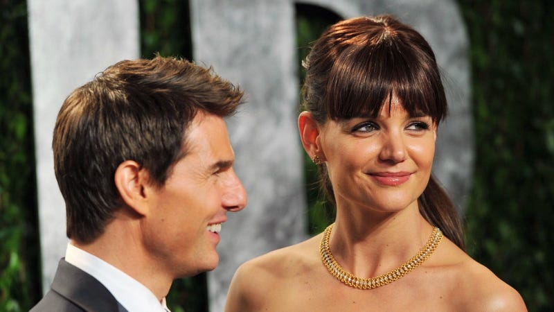 Illustration for article titled Crackpot Religion May Have Had Something To Do With Tom Cruise And Katie Holmes' Split