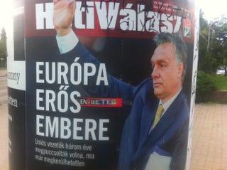 Illustration for article titled Ebben az Orbán Viktor-hekkelésben azért van egy kis spiritusz