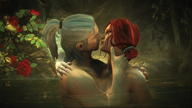 Good Video Game Sex Scenes Are Hard To Make