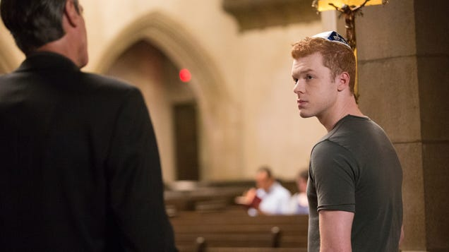 Three episodes into its ninth season, Shameless is disposable in a way it's never been before