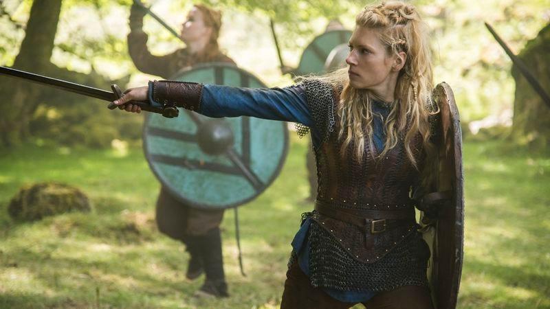 Katheryn Winnick as Lagertha (History)