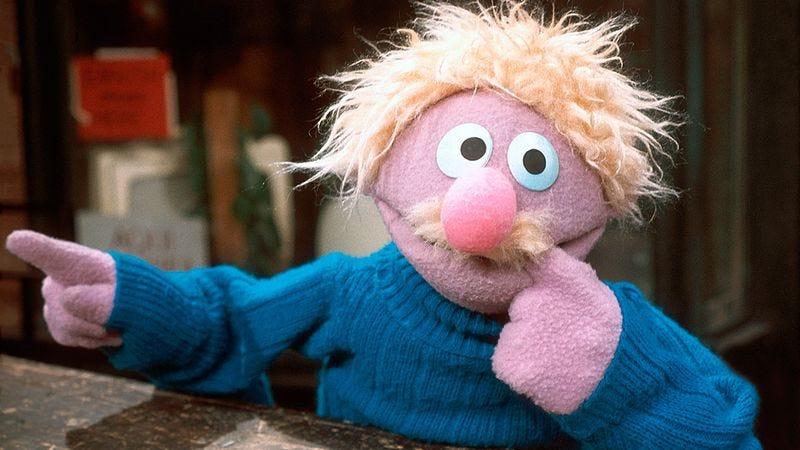 Harvey Kneeslapper (Image: Muppet.wikia.com)