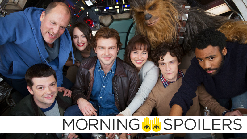 Illustration for article titled The Han Solo Movie Could Feature a Major Star Wars Planet We've Never Seen Before