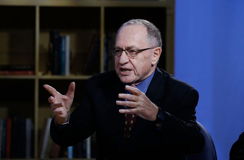Alan Dershowitz attends Hulu Presents 'Triumph's Election Special' produced by Funny Or Die at NEP Studios on February 3, 2016 in New York City.