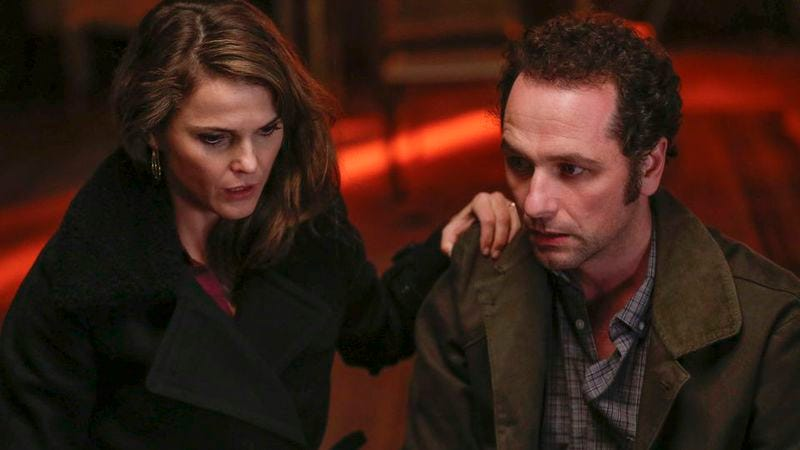 The Americans (Image: FX)