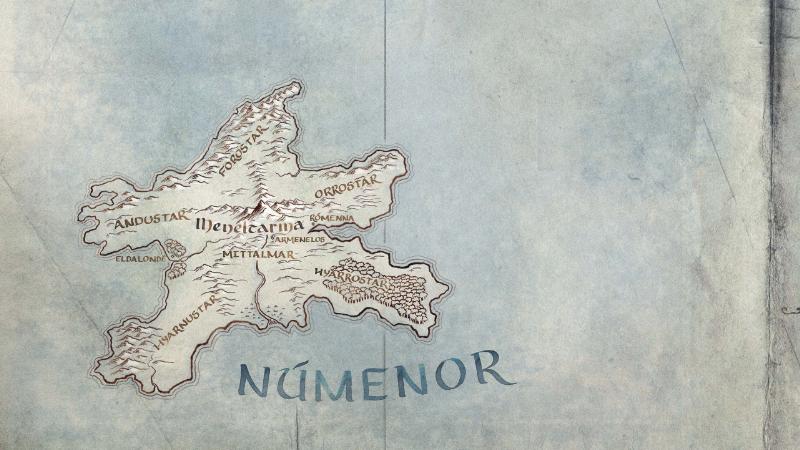 ¡Hola, Númenor!Imagen: Amazon