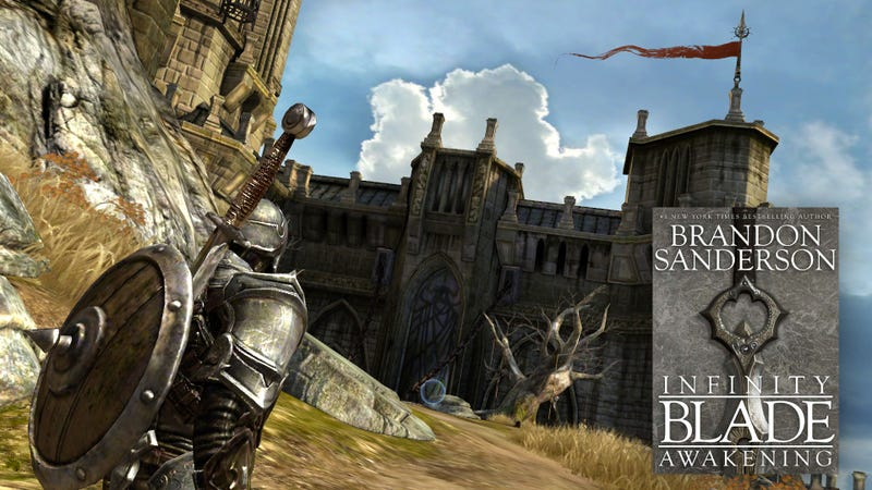 Illustration for article titled Read The Prologue From The New Infinity Blade Novel