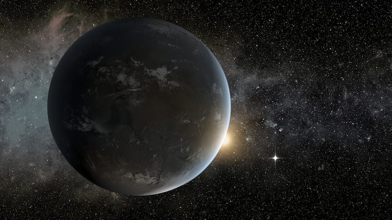 Illustration for article titled One in Five Sun-Like Stars Has Earth-Size Planets in Habitable Zone