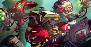 Illustration for article titled Awesomenauts: Starstorm Early Access Now on Steam