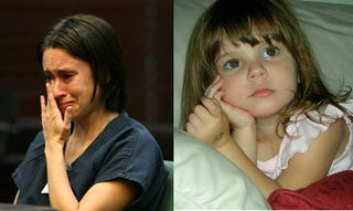 Illustration for article titled Casey Anthony Indicted For Murder Of Daughter Caylee