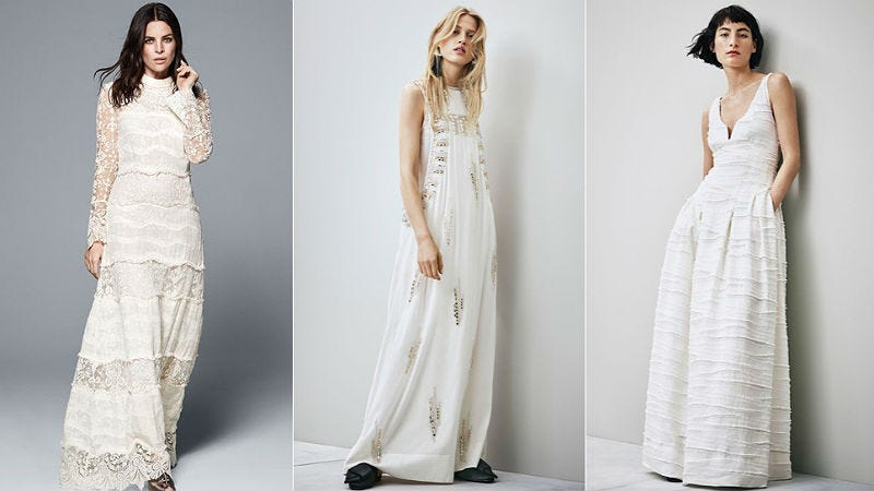 H&M Adds To The Crop Of Wedding Dresses That Will Help You