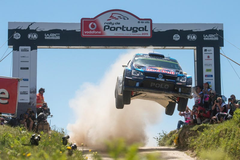 Illustration for article titled Fantasy WRC Preview: Rally de Fafe Jump