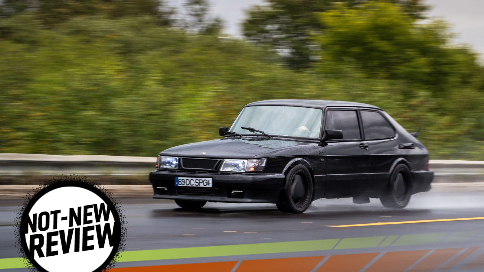 The Saab 900 Turbo Spg Was A Hot Hatch Way Before Hatchbacks 1989 Wiring Harness Were Cool