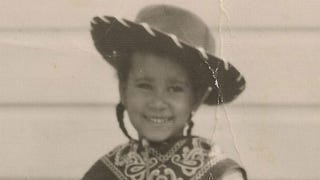 Renate Dugans as a childCourtesy of Renate Dugans