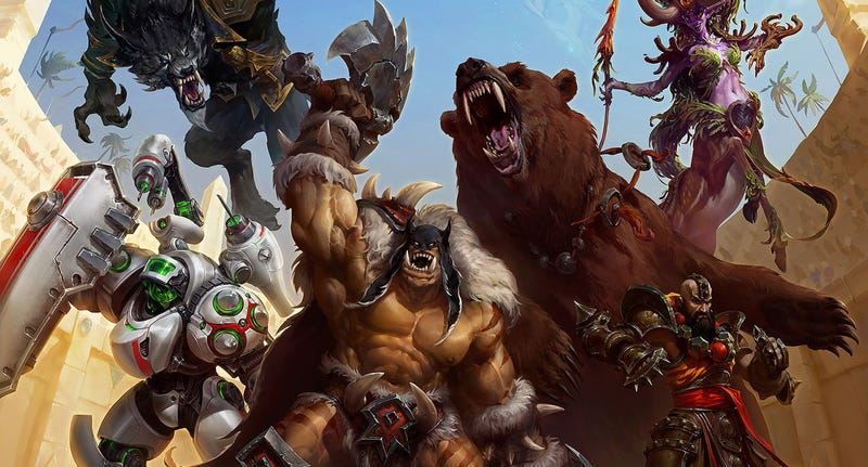 Illustration for article titled The Heroes Of The Storm