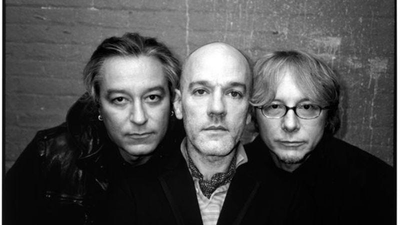 "Illustration for article titled Now R.E.M. is pissed at Donald Trump for using ""It's The End Of The World"""