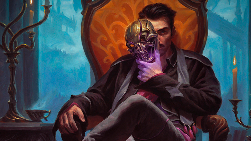 Magic fans, get ready to meet a new Planeswalker in Brandon Sanderson's surprise new story!
