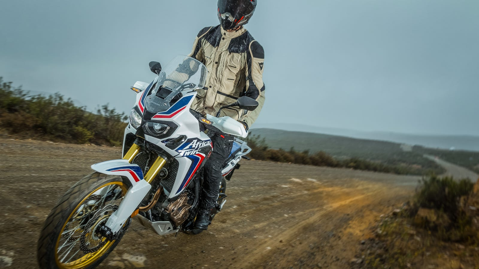 Here S The Adventure Gear I Wore To Test The Honda Africa