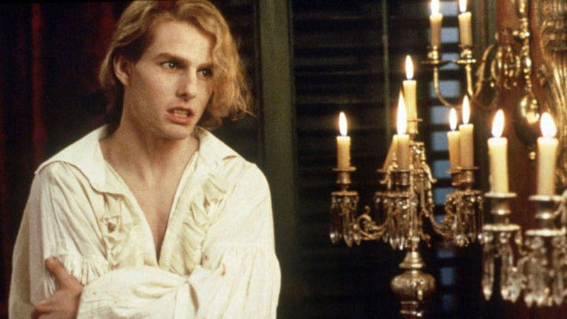 Illustration for article titled Anne Rice's Vampire Chronicles show finds new un-life