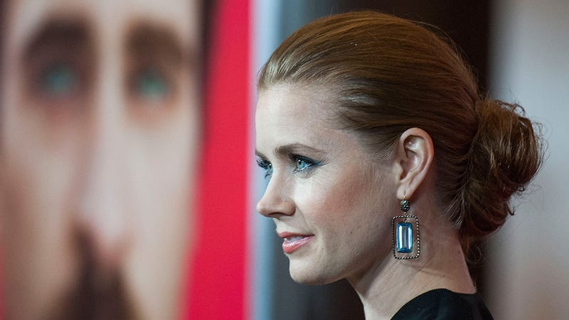 """Illustration for article titled Amy Adams onTodayCancellation: """"I Was Prepared to Talk About Sony."""""""