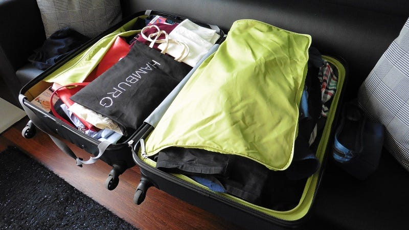 Pack, Unpack, Repack: The Military Way to Pack Your Bags Better
