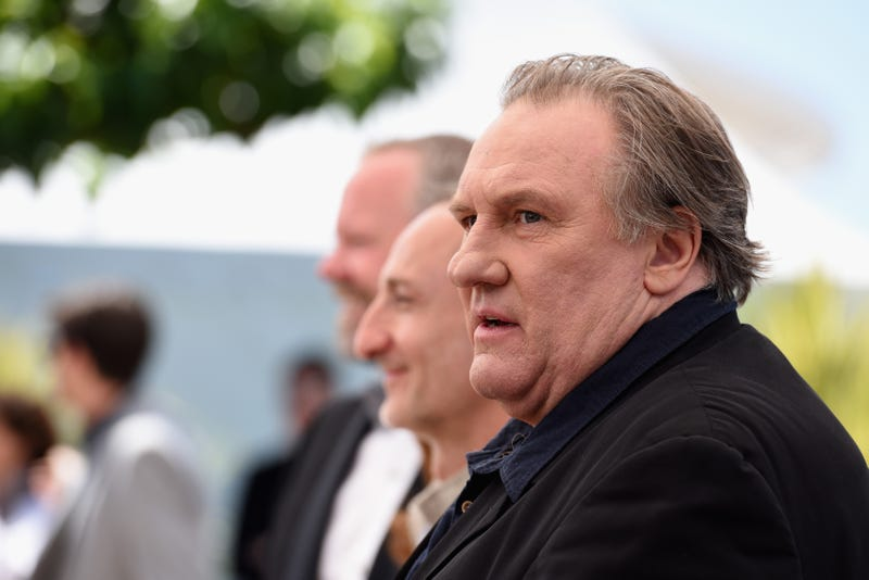 Illustration for article titled Gérard Depardieu Accused of Raping a Young Actress Earlier This Month