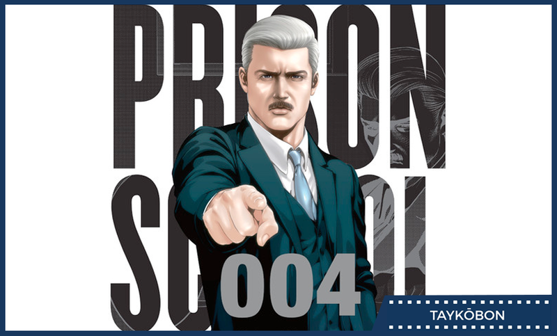 Illustration for article titled Prison School Vol. 4 - Manga Review