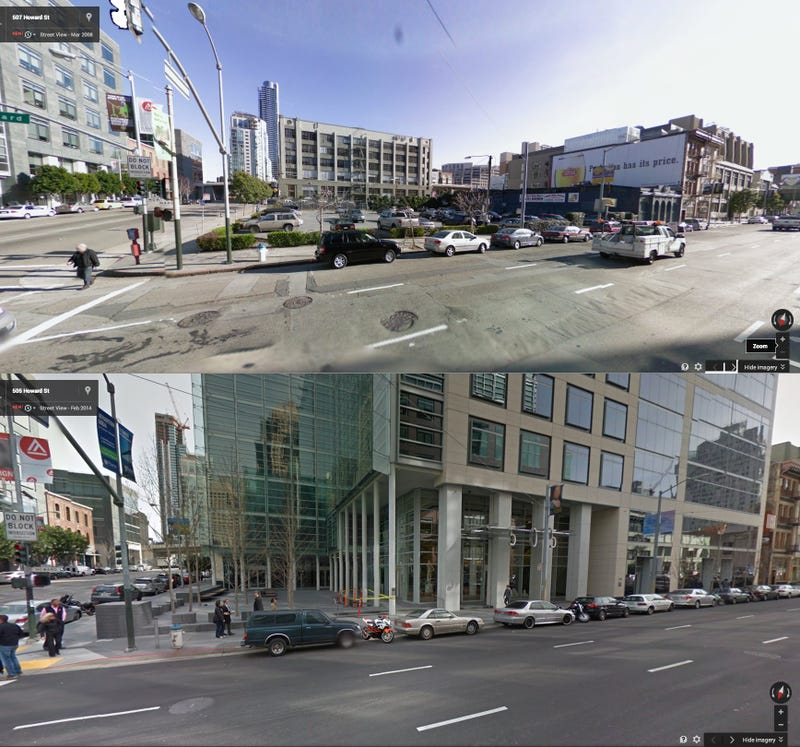 Watch San Francisco S Rapid Gentrification Unfold On