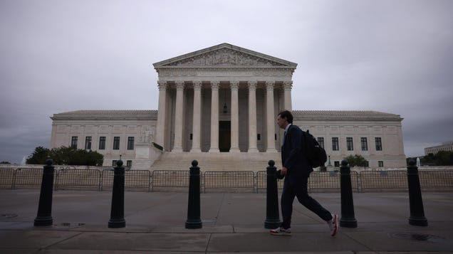 Supreme Court Issues Radical New Reading of Anti-Hacking Law