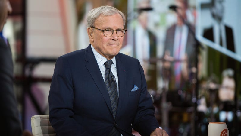 "Illustration for article titled NBC nudges anchors to be ""scrupulous"" when talking about Tom Brokaw accusations"