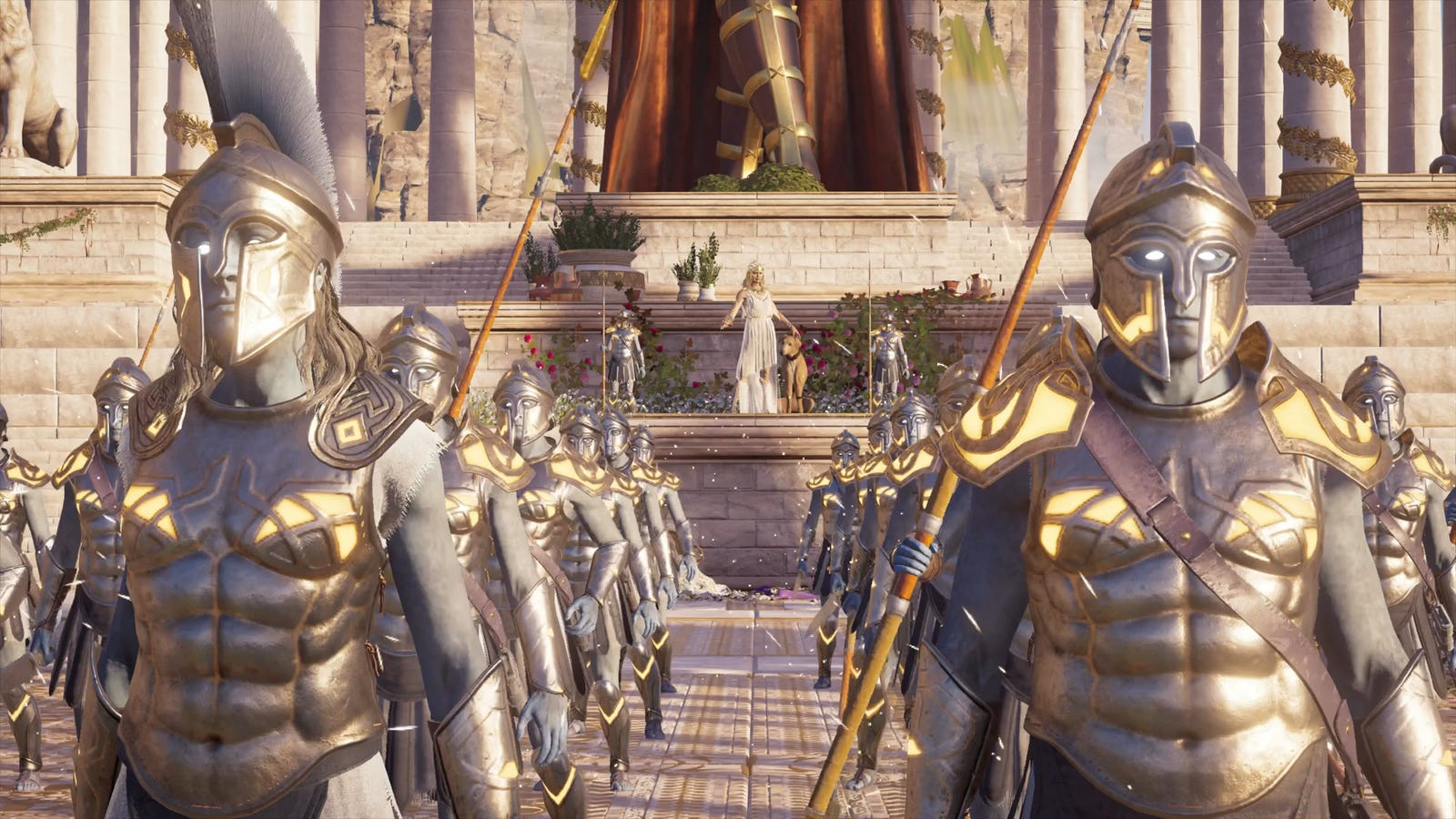 Assassin's Creed Odyssey's New Expansion Is Pure Sci-Fi ...