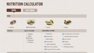 Illustration for article titled The Restaurants That Go Above and Beyond With Nutrition Calculators