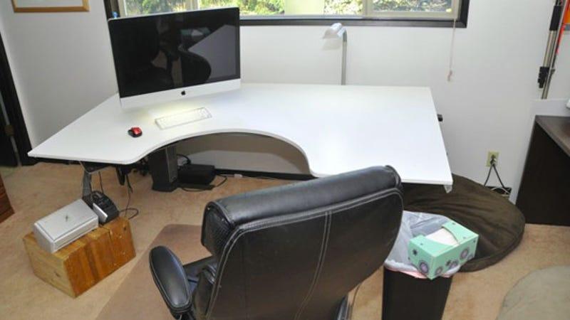 The Quot Perfect Quot Gtd Desk