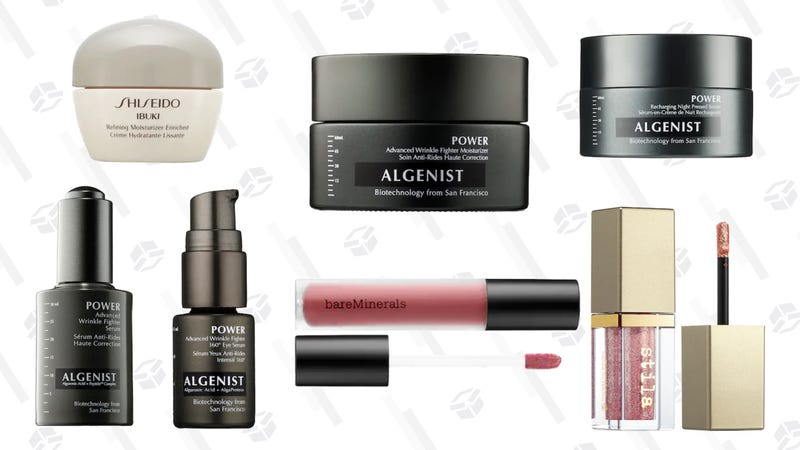 Illustration for article titled Algenist, Shiseido, Stila, and More of Sephora's Weekly Wow Deals