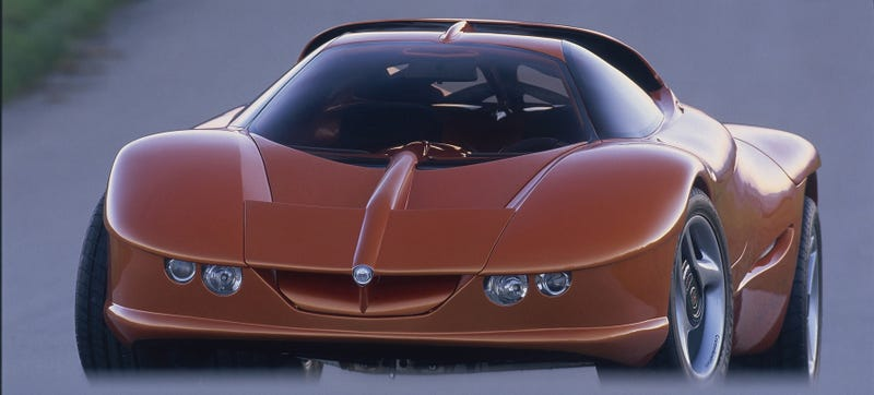 This Has To Be The Worst Engine Design In Any Concept Car Ever
