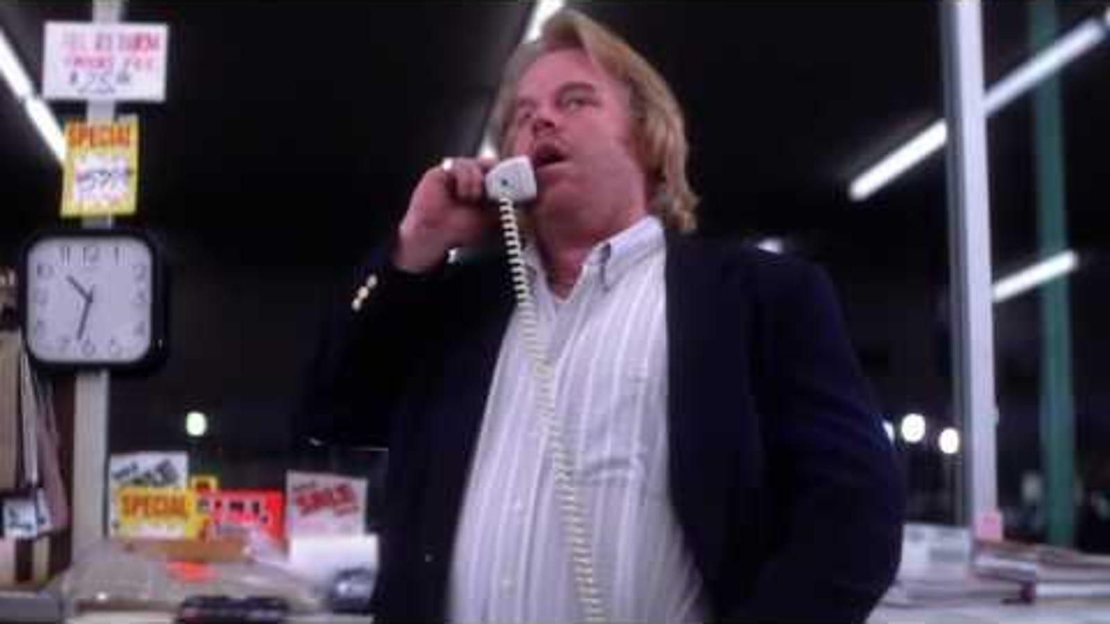 Punch-Drunk Love: Where Philip Seymour Hoffman Steals Every Scene