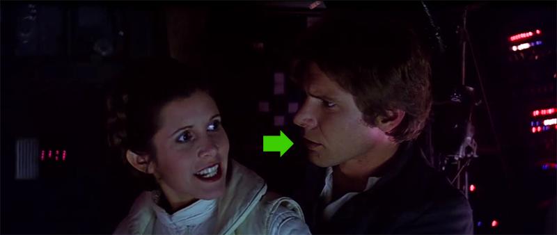 10 errores de las películas de Star Wars que quizá se te hayan pasado por alto