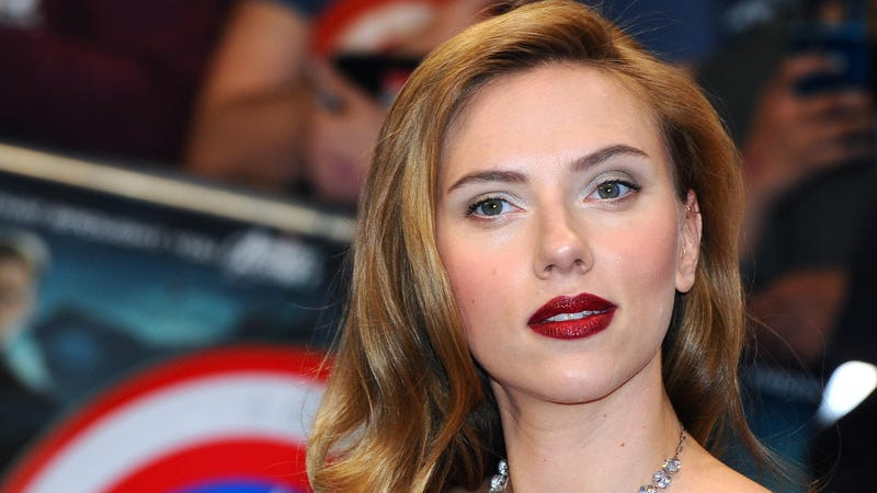 Illustration for article titled Scarlett Johansson Hates the Name 'ScarJo,' Finds It 'Insulting'