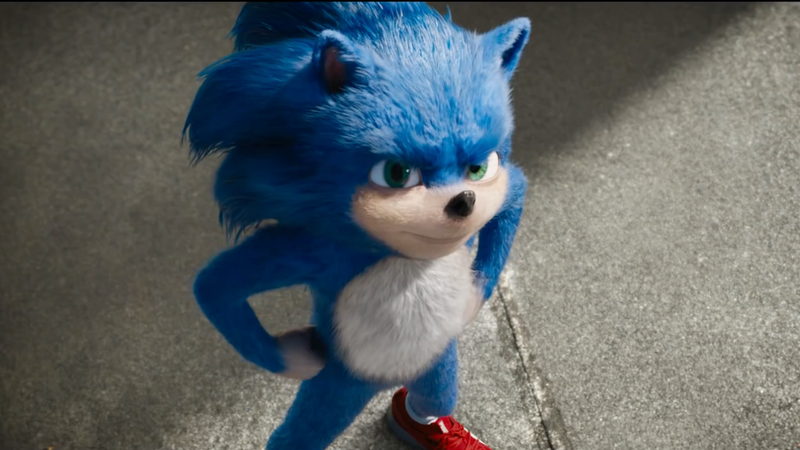 Illustration for article titled Sonic The Hedgehog Movie Delayed To 2020 To Fix Sonic's Look