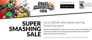 Illustration for article titled Super Smashing Sale - Week 2