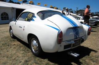 Illustration for article titled Jalopnik Choice Award: 1959 Fiat Abarth Zagato 750