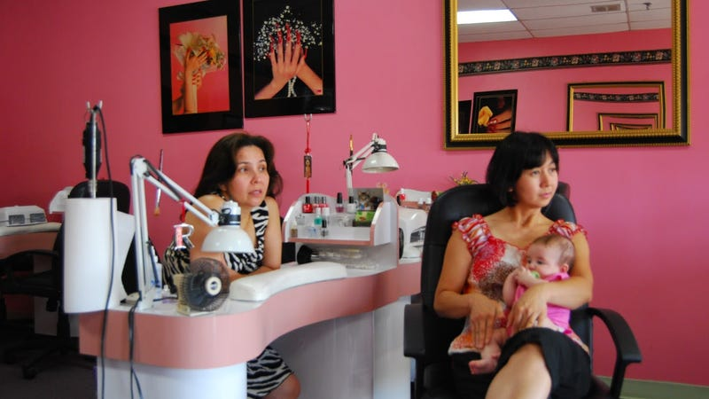 A day in a nail salon in east hartford ct in photos for A q nail salon